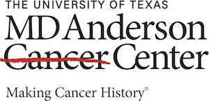 MD Anderson logo