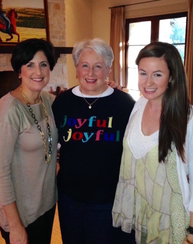 Diane Strong w Hilary & Caroline Purcell copy