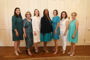 2019 luncheon most of board picture