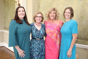 luncheon 2019 Carter wimberly, cindy winton, sue ellen von mertz